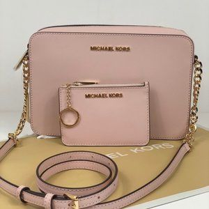 Michael Kors EW Crossbody and Coin pouch Wallet